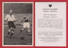 West Germany v Ireland Schanko Borussia Dortmund Gibbons St Patricks Athletic A104